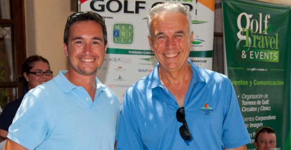 Ganador del torneo de Los Naranjos en la Marbella Golf Cup