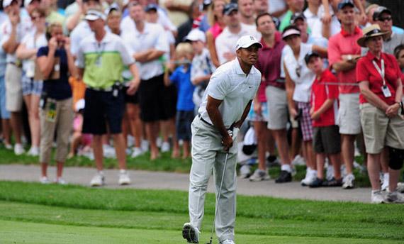 Territorio de Tiger Woods