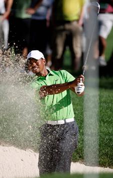 Tiger Woods afronta su último major del año
