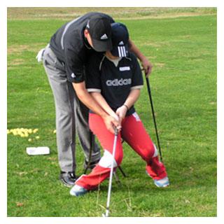 Golf adaptado en Taradell