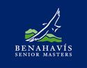 Logotipo del Benahavís Senior Masters