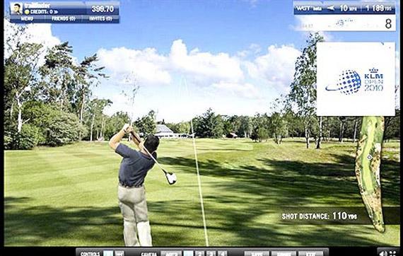 Juega el campo online en www.klmopengame.nl (WGT)