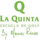 Logotipo de la Escuela de Golf La Quinta