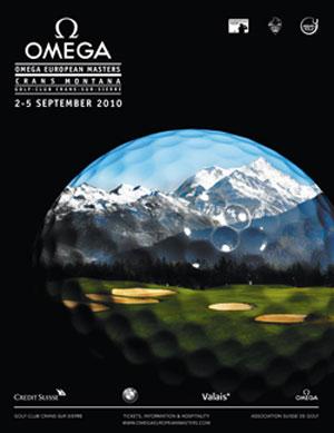 Cartel del Omega Masters