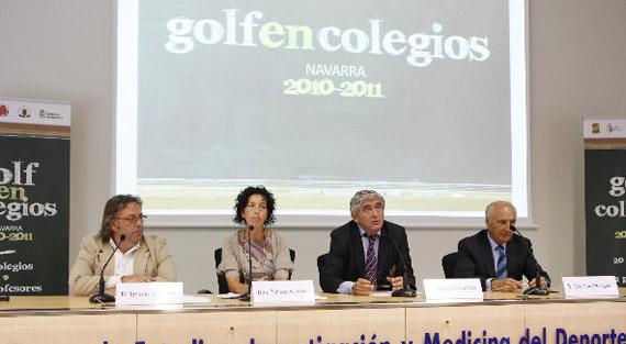 Presentacion del Programa Golfencolegios