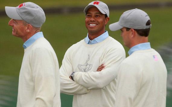 ¿Será esta la Ryder de Tiger Woods?