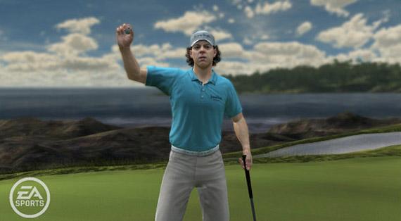 Rory McIlroy, nuevo reclamo del Tiger Woods PGA Tour 11