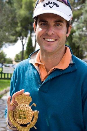 Pablo Herrería también repite triunfo en el circuito (foto de Gnews)