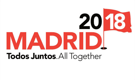 Logo Madrid 2018