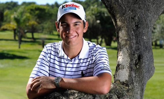 Matteo Manassero, la joven promesa italiana llega a Castelló