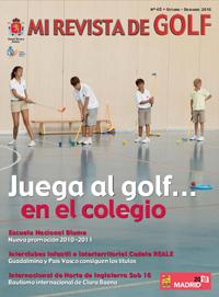 Portada de Mi Revista de Golf 48