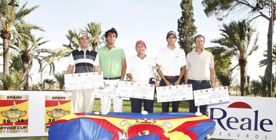 Ganadores del Campeonato de España de Profesionales