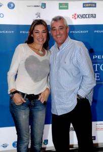 Hipolito Rincón y Raquel Revuelta