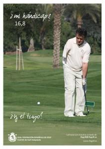 Campaña Golf Adaptado