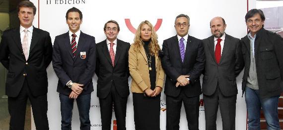 Presentación de nominados premios SOS