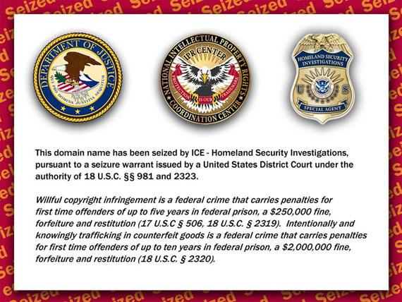 Los federales actuán contra las redes de venta de palos falsos