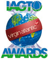 Logotipo de los IAGTO Awards