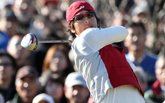 Ryo Ishikawa, emblema del golf asiático