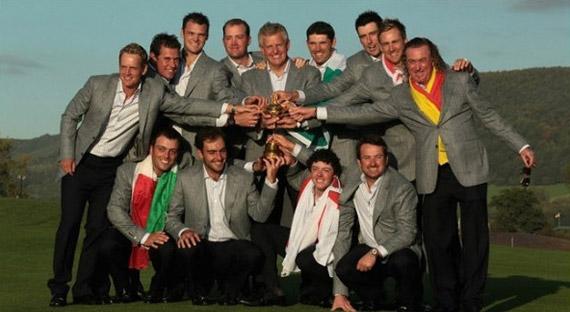 La victoria europea en la Ryder, reflejo del resto del año