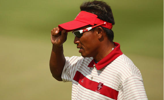 El ídolo local, Thongchai Jaidee