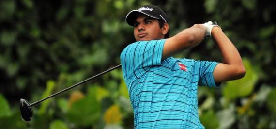 Gaganjeet Bhullar, campeón del Gujarat Kensville Challenge