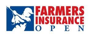Logotipo del Farmers Insurance Open