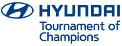 Logotipo del Hyundai Tournament of Champions