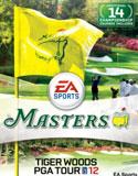 Portada del juego Tiger Woods PGA Tour 12: The Masters
