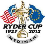 Logotipo de la Ryder Cup 2012