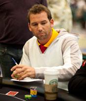 Sergio vuelve a la actividad tras su incursión en el póquer