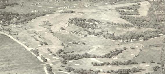 El campo de Waialae en 1929