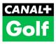 Logotipo de Canal+ Golf