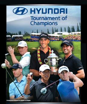 Cartel del Hyundai Tournament of Champions 2011