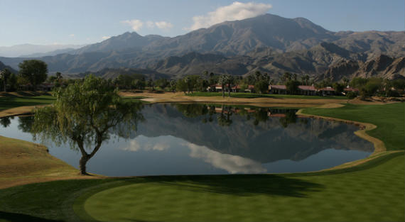 Vista del Palmer Private en el PGA West