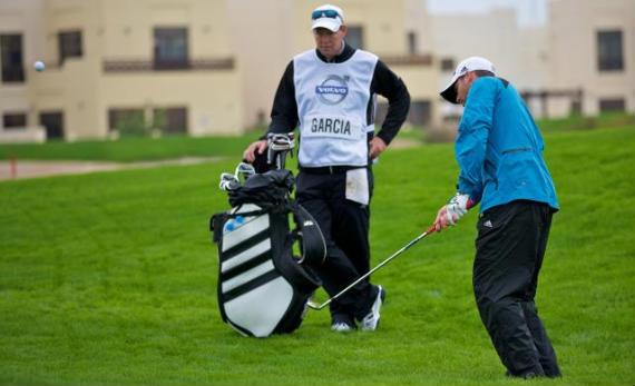 Sergio, con ganas de empezar la temporada con buen pie (foto de Volvo in Golf)