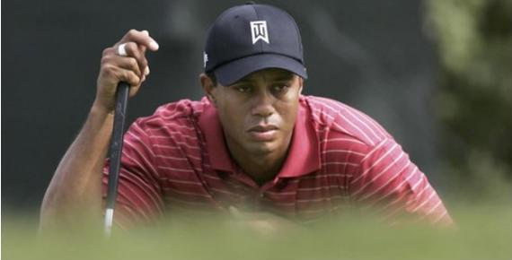 Tiger Woods, con la vista puesta en su séptimo Farmers Insurance Open