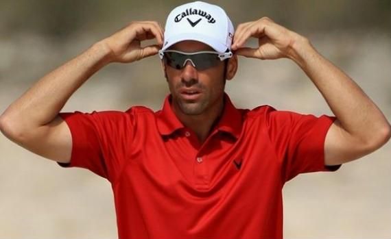 Álvaro Quirós cumple 100 torneos en el European Tour en Dubai