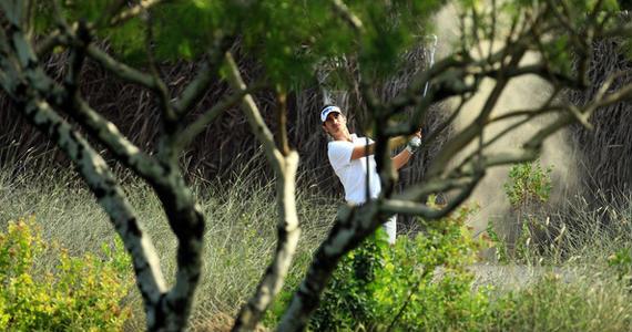 Alejandro Cañizares quiere enderezar la temporada en Mayakoba, donde ya rozó el top 10 en 2007