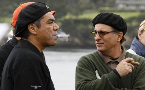 """George López y Andy García, dos """"abonados"""" al torneo"""