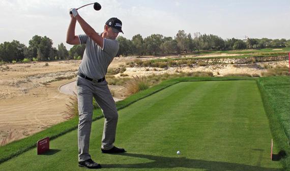 Robert Karlsson defiende título en el Doha GC