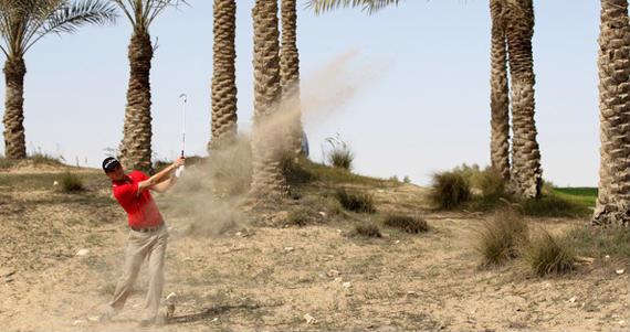 Martin Kaymer aspira al cetro mundial en el desierto