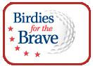 Logotipo de Birdies for the Brave