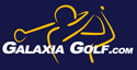 Logotipo de Galaxia Golf