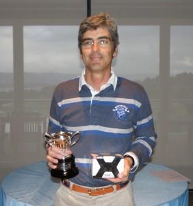 Luis Boado, trofeo Xunta 2011