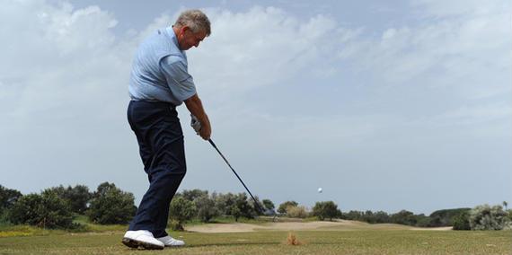 El bueno de Monty aún tiene mucho golf por mostrar