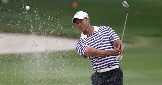 Tiger Woods deberá evitar los búnkeres si quiere lograr su séptimo título