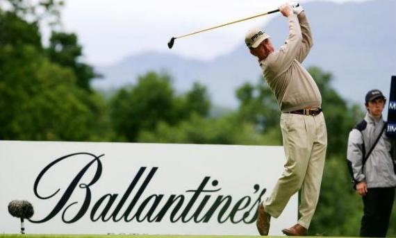 Jiménez, a retomar la senda del triunfo en el Ballantine's Championship