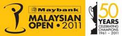 Logo del Maybank Malaysian Open 2011