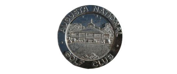 Medalla otorgada a Lloyd Mangrum, segundo clasificado en 1940