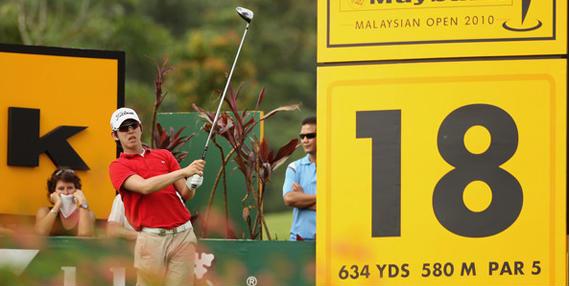 Seung yul Noh defiende el título que le convirtió en el segundo golfista más joven de la historia del European Tour en ganar un título (tercero tras la exhibición de Manassero en Castellón)
